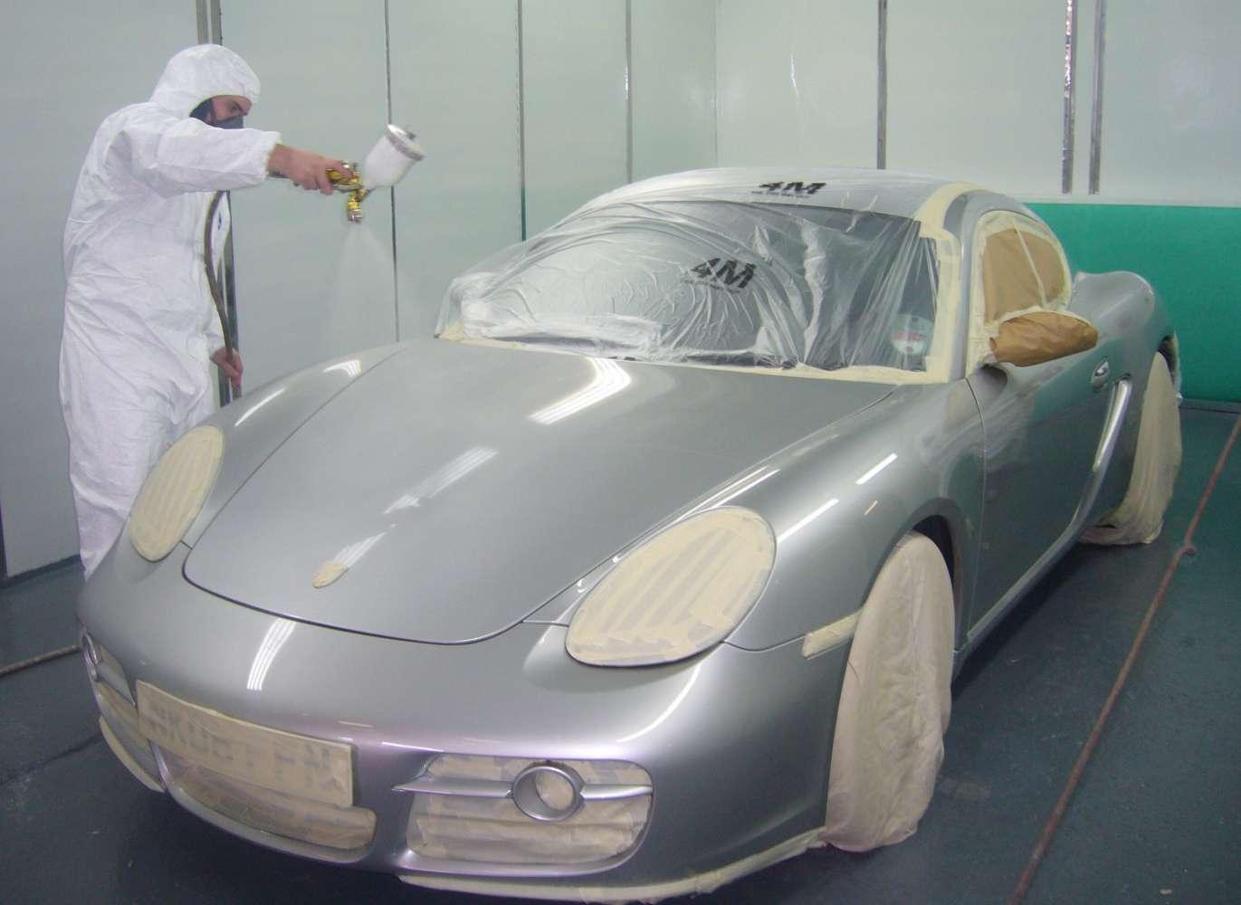 Legal advisory – Procedures discolored paint cars