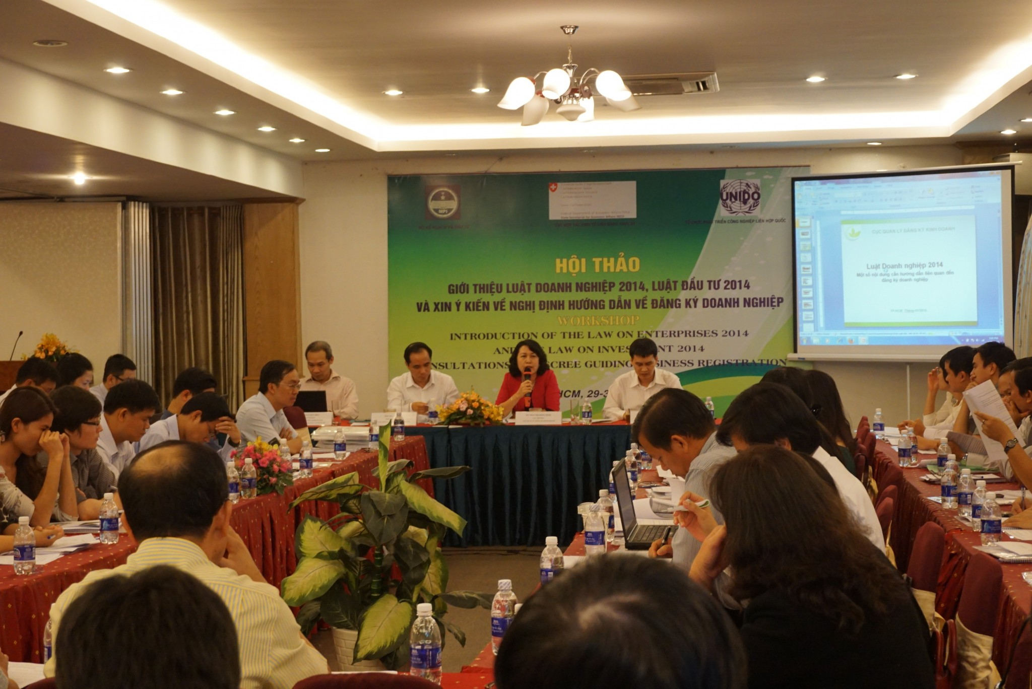Provisions on legal representative under the Enterprise Law 2014