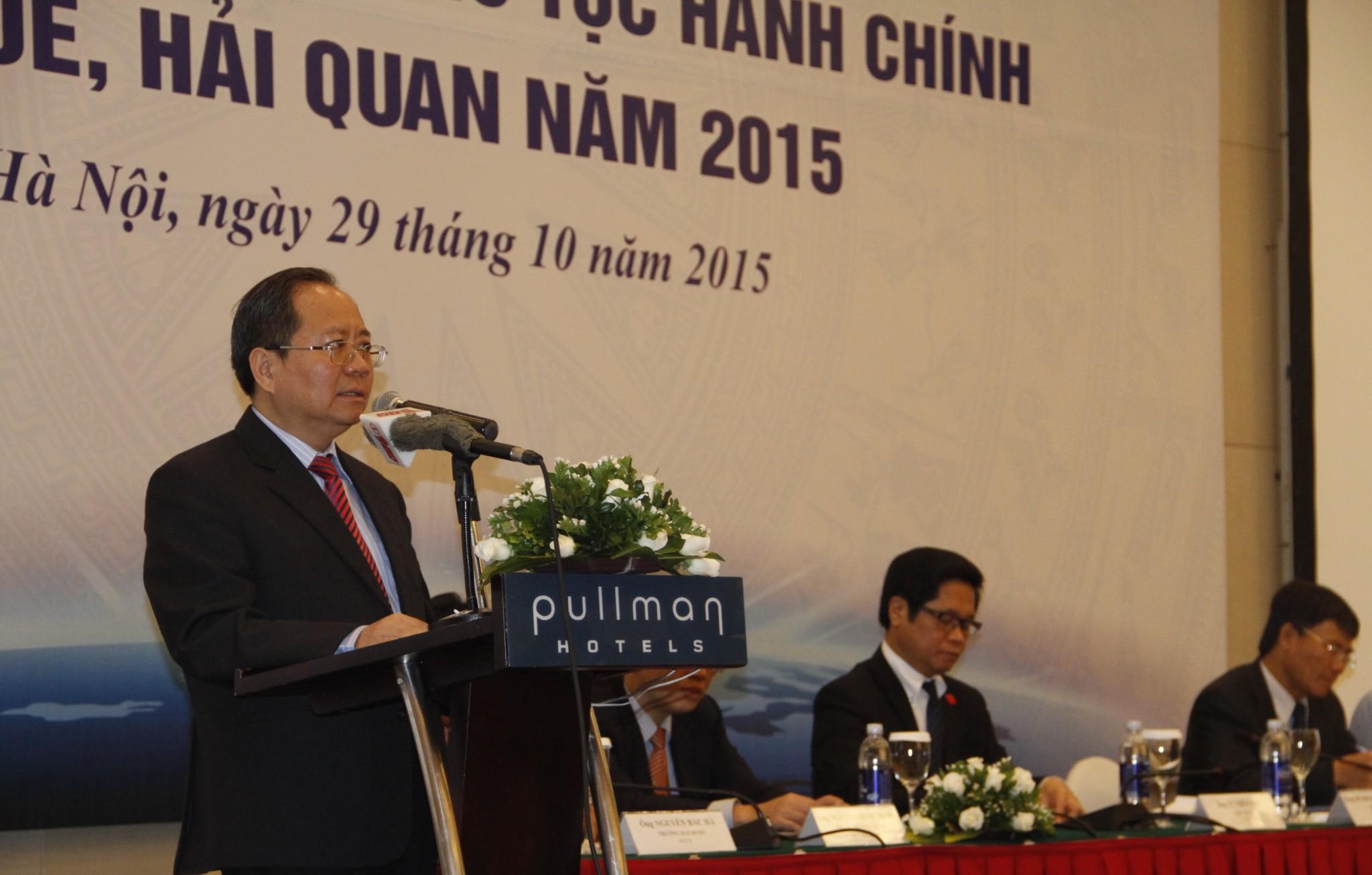 Reform of tax administrative procedures