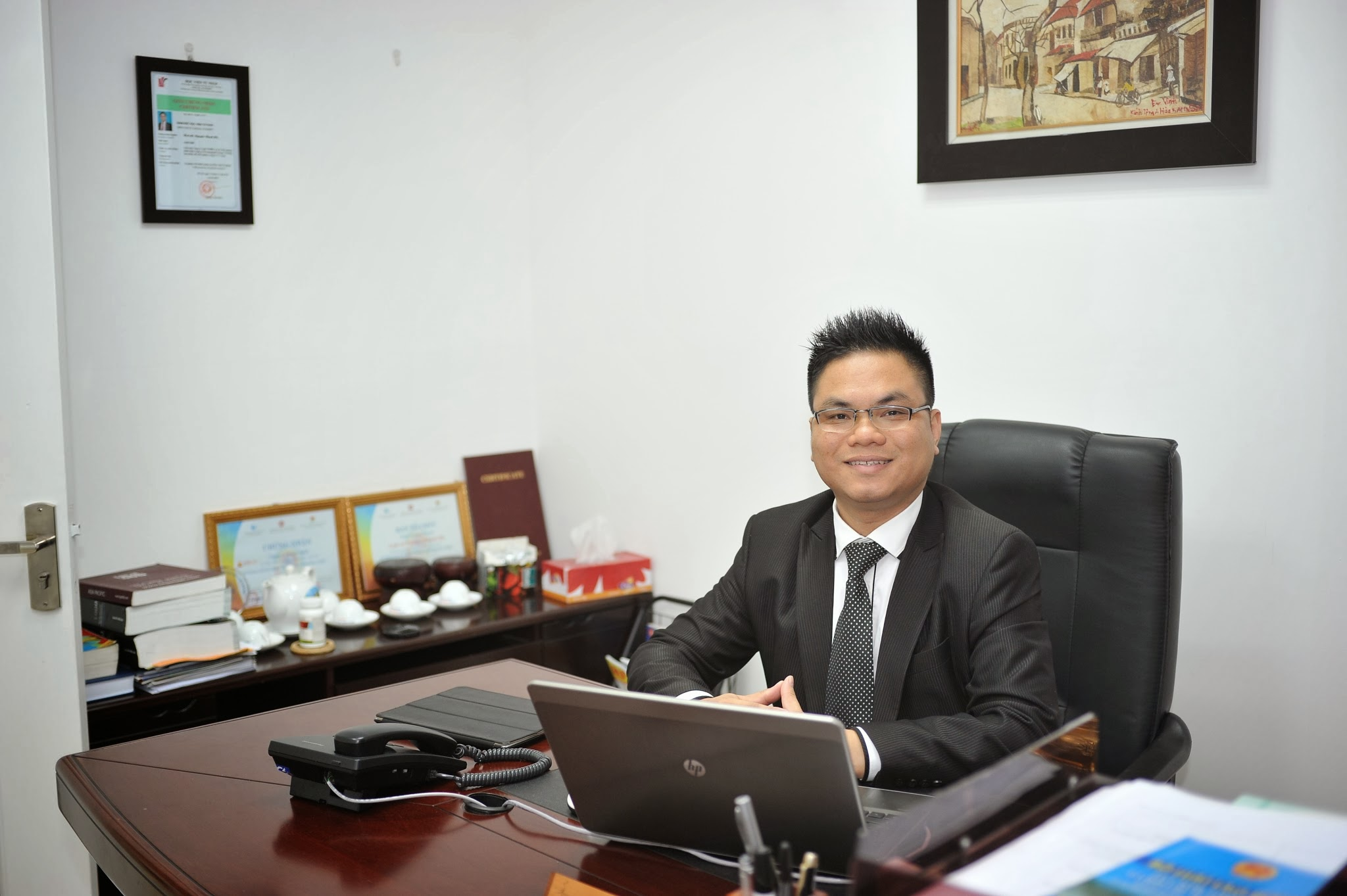 Lawyer Ha answered the issue of protecting the industrial assets in foreign markets.