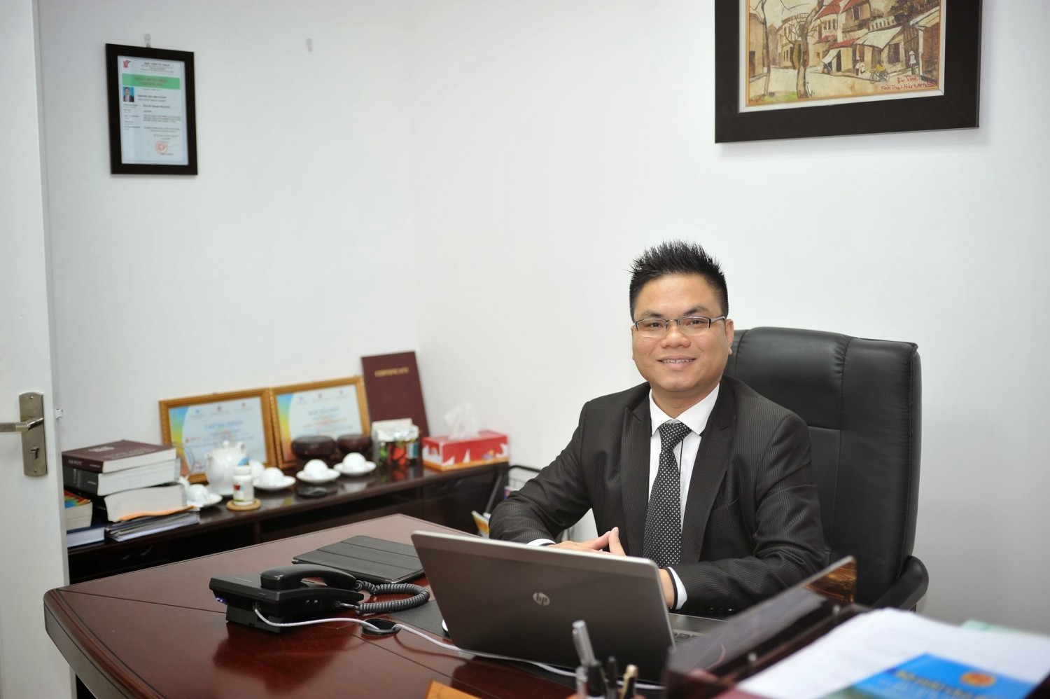 Lawyer Nguyen Thanh Ha interview program VTCNews