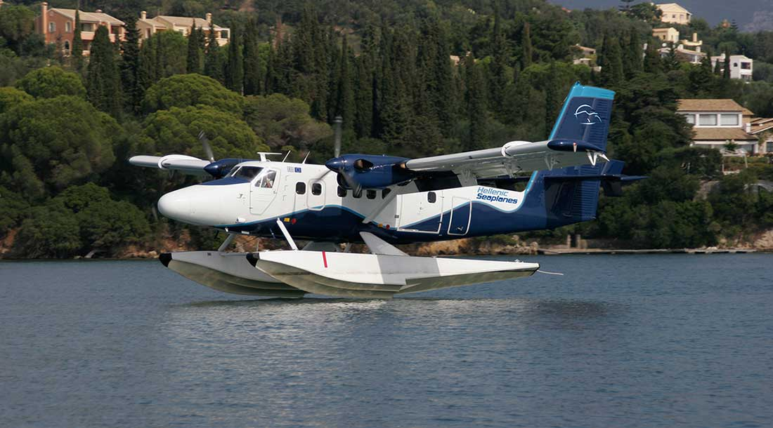 Regulations on management of activities of seaplanes