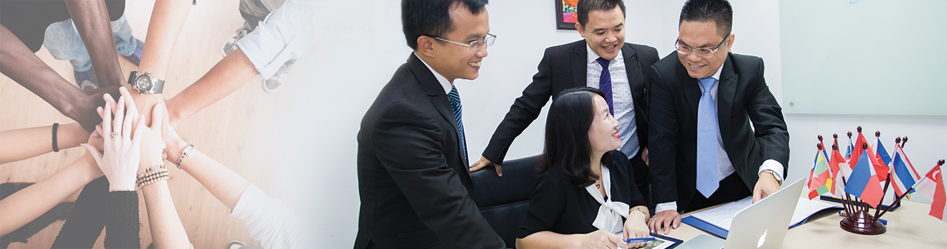 Establishing the foreign invested company in Vietnam.