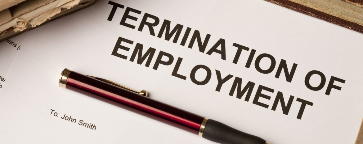 Advice on Termination Labour Contract