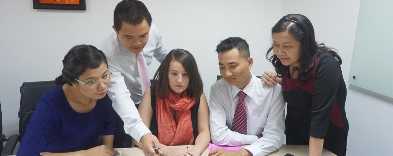 Real estate project handover in Vietnam