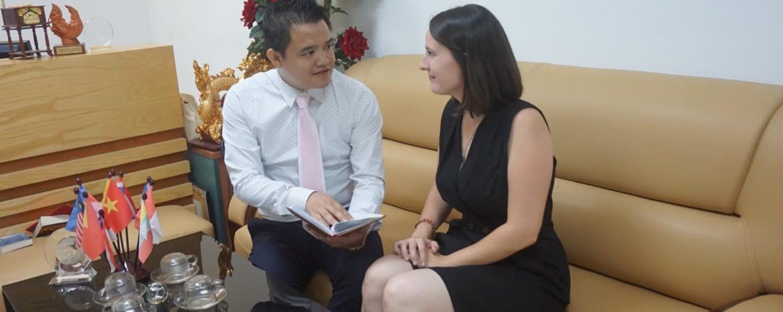 Work permit for international lawyer in Vietnam