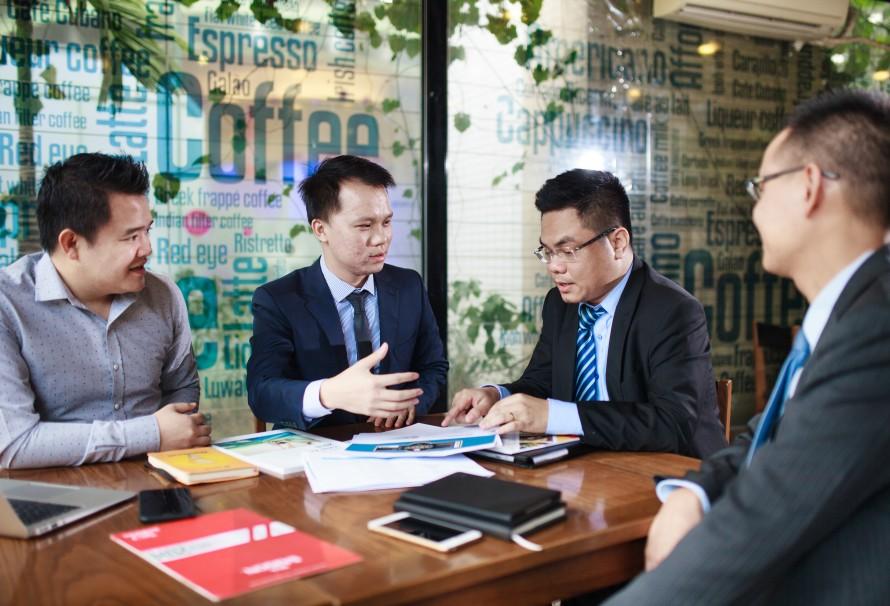 Legal representative of Vietnam company