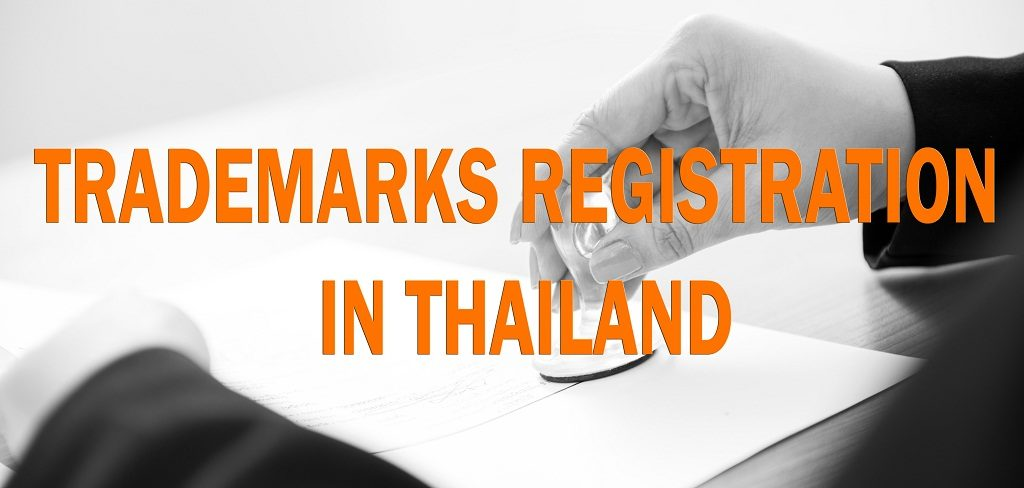 Trademark registration in Thailand