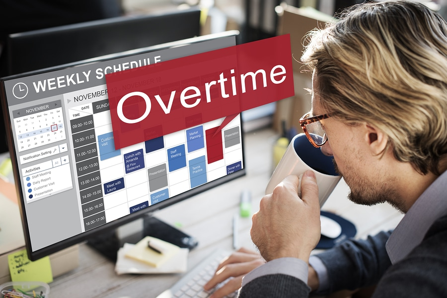Legal advice on Overtime work