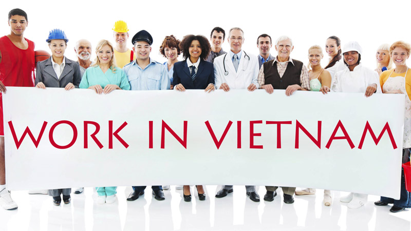 Work visa in Vietnam