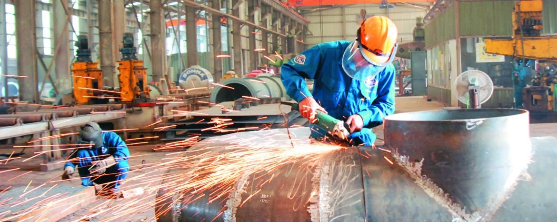 Establishment of mechanical processing enterprise