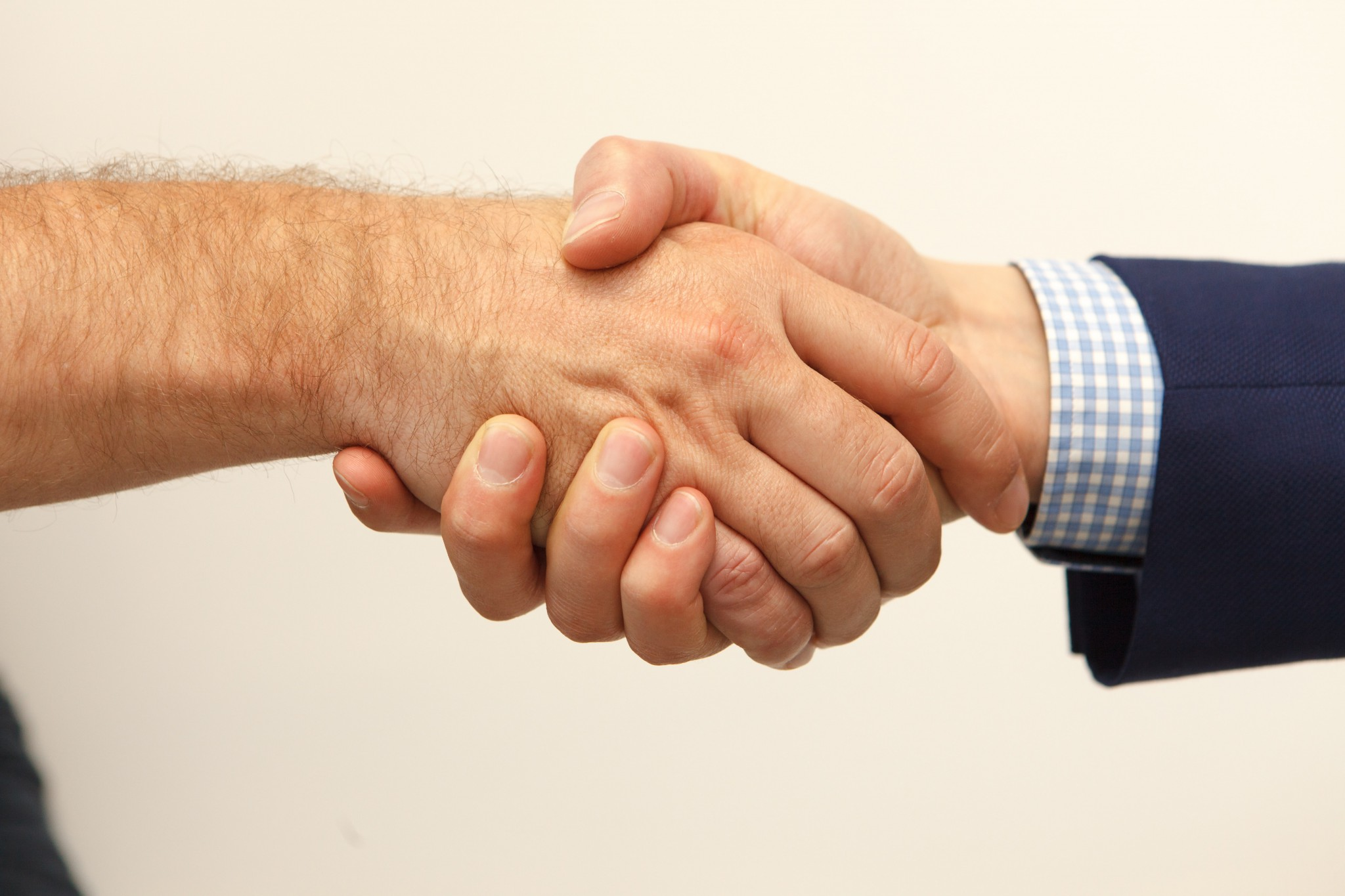 What is the relationship between the validity of security contract and transfer contract?